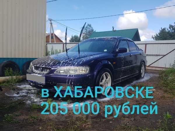 Honda Accord, 2002 год, 225 000 руб.