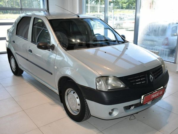 Renault Logan, 2005 год, 199 000 руб.