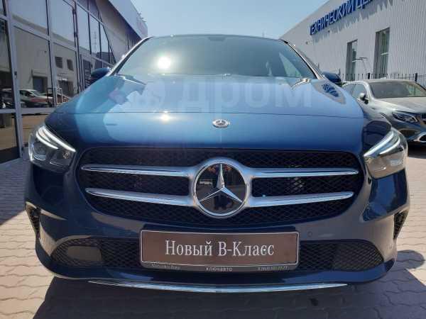 Mercedes-Benz B-Class, 2019 год, 2 050 000 руб.