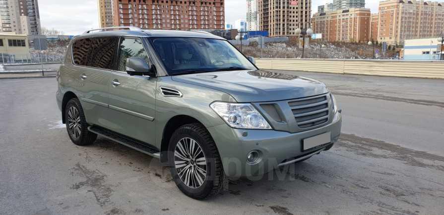 Nissan Patrol, 2010 год, 1 050 000 руб.