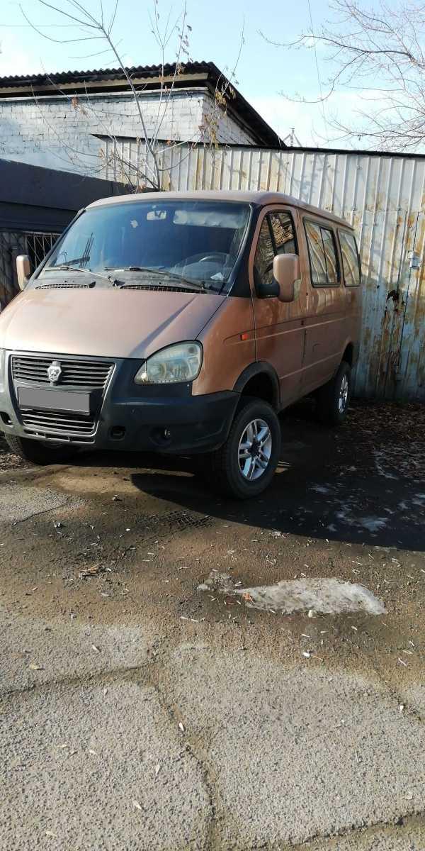 ГАЗ 2217, 2005 год, 340 000 руб.