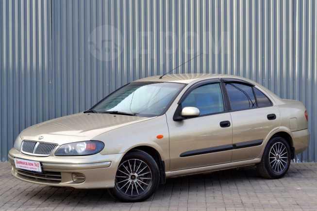 Nissan Almera, 2004 год, 189 888 руб.