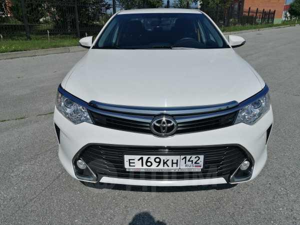 Toyota Camry, 2016 год, 1 259 000 руб.