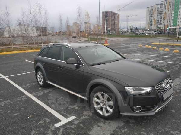 Audi A4 allroad quattro, 2012 год, 1 080 000 руб.