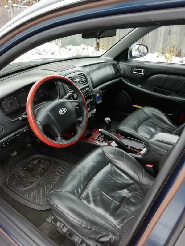 Hyundai Sonata, 2007 год, 300 000 руб.