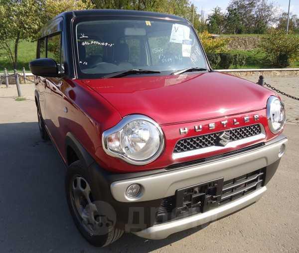 Suzuki Hustler, 2015 год, 525 000 руб.
