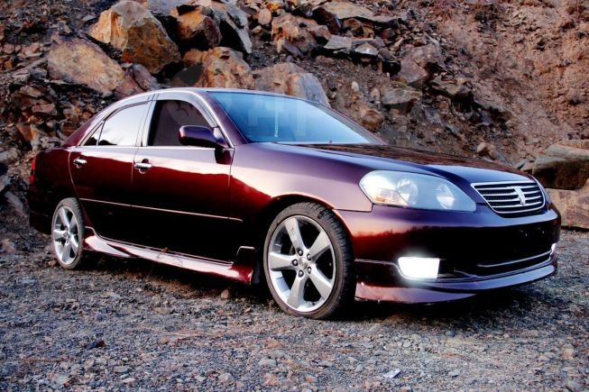 Toyota Mark II, 2002 год, 550 000 руб.
