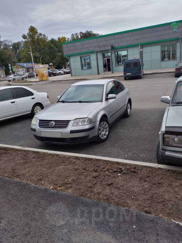 Volkswagen Passat, 2003 год, 259 000 руб.