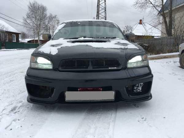 Subaru Legacy B4, 2001 год, 500 000 руб.