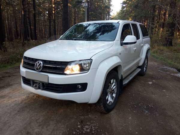 Volkswagen Amarok, 2012 год, 1 060 000 руб.
