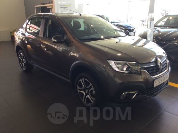 Renault Logan Stepway, 2019 год, 914 960 руб.