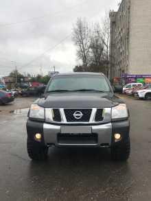 Хабаровск Nissan Titan 2011