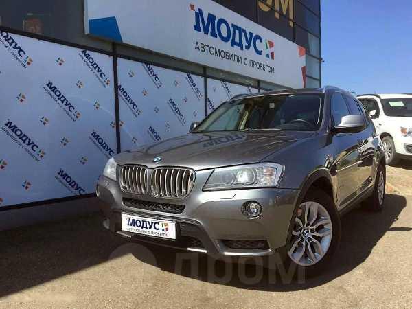 BMW X3, 2011 год, 929 000 руб.