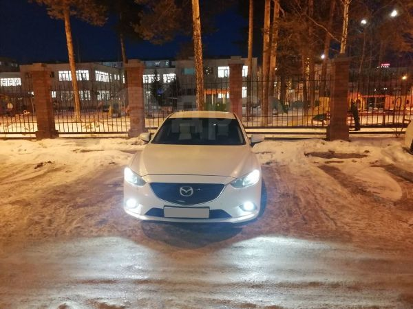 Mazda Mazda6, 2014 год, 1 250 000 руб.