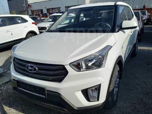 Hyundai Creta, 2019 год, 972 000 руб.