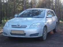 Якутск Corolla Runx 2006