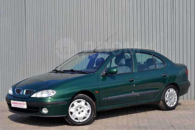 Renault Megane, 2001 год, 179 999 руб.