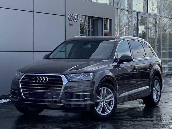 Audi Q7, 2016 год, 3 100 000 руб.
