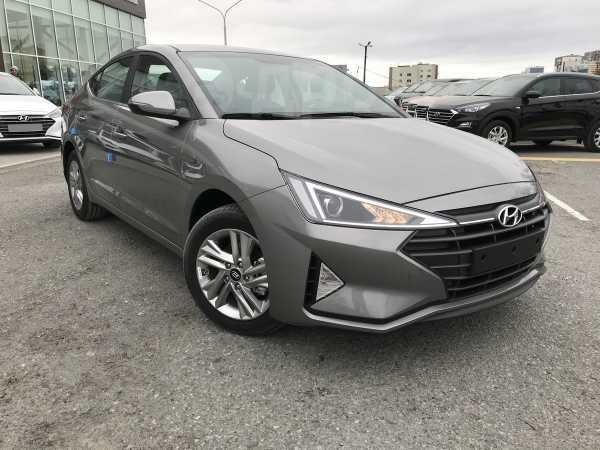 Hyundai Elantra, 2019 год, 1 310 000 руб.