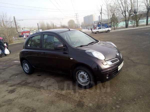 Nissan Micra, 2010 год, 380 000 руб.