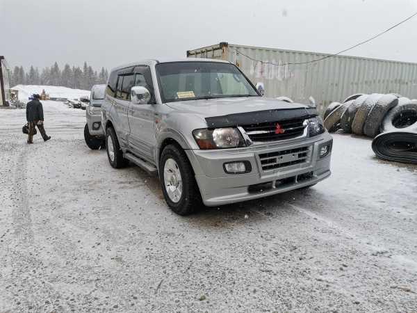 Mitsubishi Pajero, 2002 год, 450 000 руб.