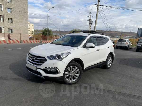 Hyundai Santa Fe, 2016 год, 1 535 000 руб.