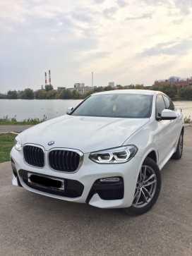 Казань BMW X4 2018