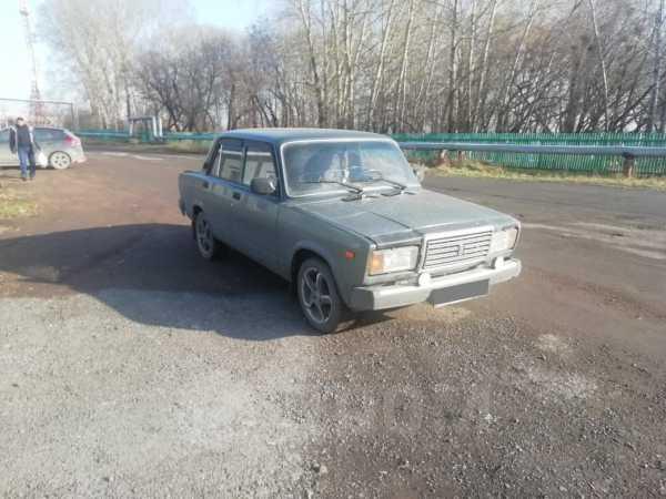 Лада 2107, 2011 год, 89 999 руб.