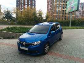 Екатеринбург Sandero 2015