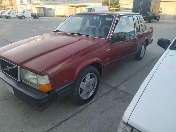 Volvo 740, 1986 год, 112 000 руб.