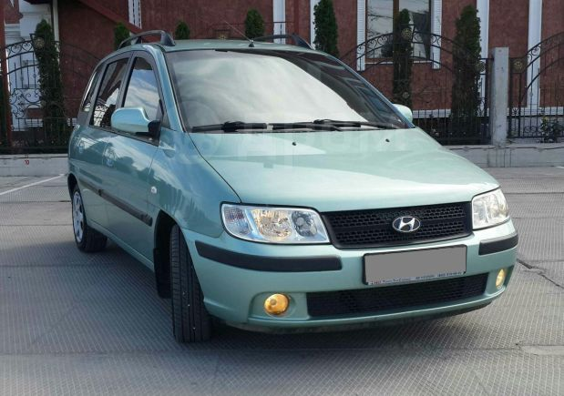 Hyundai Matrix, 2006 год, 329 000 руб.