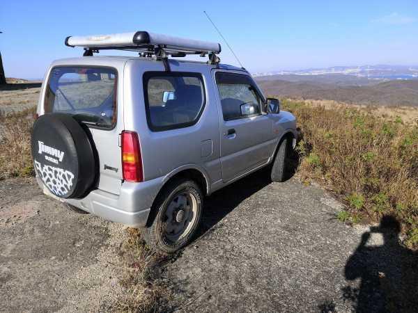 Suzuki Jimny, 2007 год, 469 000 руб.