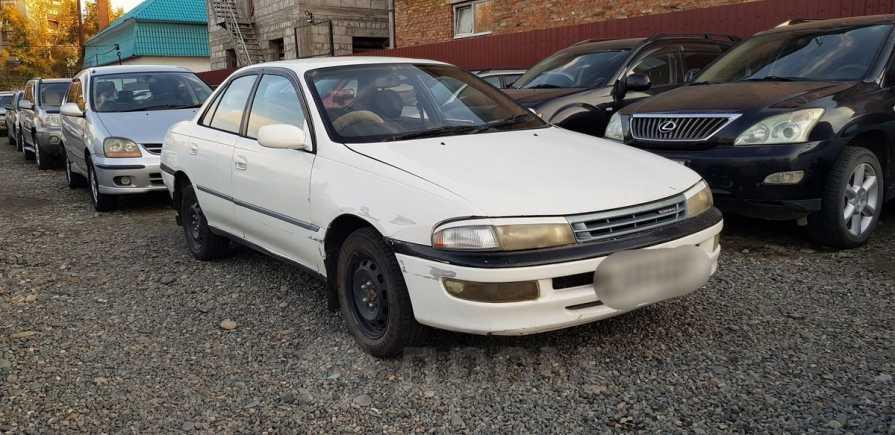 Toyota Carina, 1992 год, 125 000 руб.