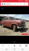 Москвич 407, 1959 год, 50 000 руб.