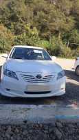 Toyota Camry, 2008 год, 529 000 руб.