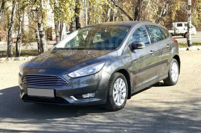 Ford Focus, 2017 год, 748 000 руб.