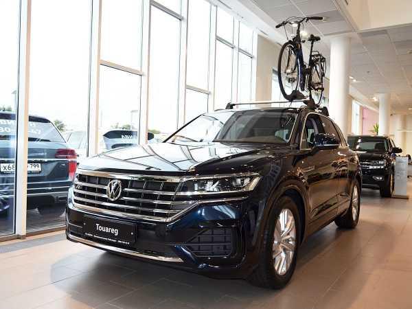 Volkswagen Touareg, 2019 год, 6 263 000 руб.