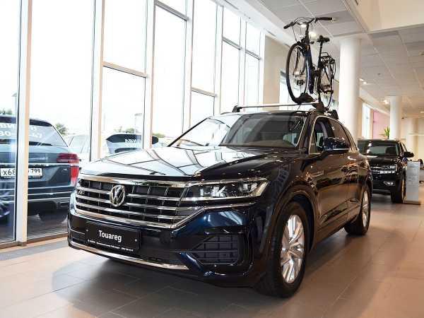 Volkswagen Touareg, 2019 год, 4 328 000 руб.