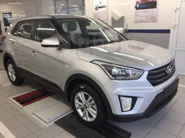 Hyundai Creta, 2019 год, 1 306 199 руб.