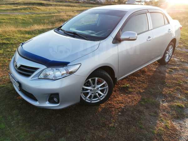 Toyota Corolla, 2012 год, 742 000 руб.