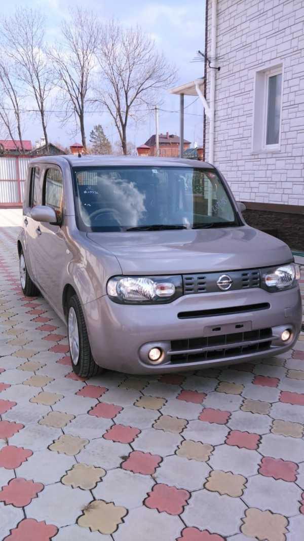 Nissan Cube, 2016 год, 628 000 руб.