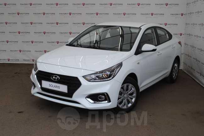 Hyundai Solaris, 2019 год, 1 039 315 руб.