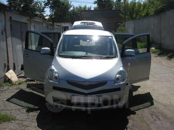 Toyota Ractis, 2009 год, 449 000 руб.