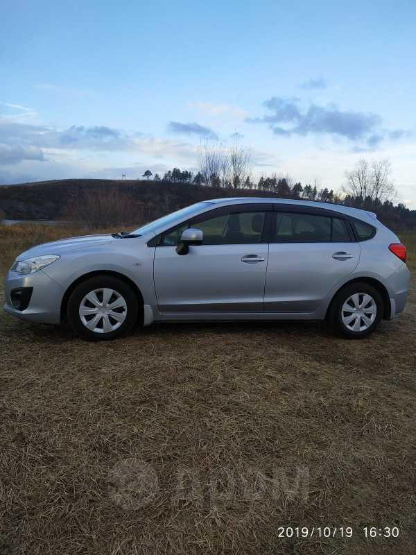 Subaru Impreza, 2014 год, 720 000 руб.