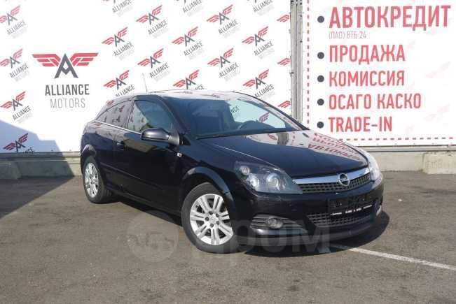 Opel Astra GTC, 2007 год, 400 000 руб.