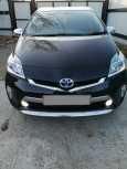 Toyota Prius PHV, 2013 год, 930 000 руб.