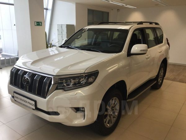 Toyota Land Cruiser Prado, 2019 год, 4 181 000 руб.