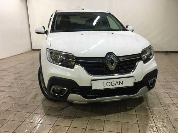 Renault Logan Stepway, 2019 год, 764 010 руб.
