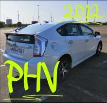 Краснодар Prius PHV 2012