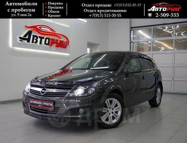 Opel Astra, 2011 год, 397 000 руб.